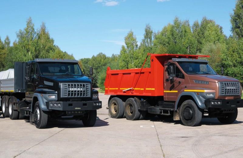 Ural Next рвется в сектор дорожных грузовиков