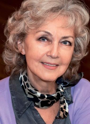 Валентина Панина. На чемоданах