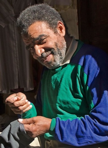 Гражданин мира: Ибрагим Бен М'Барек