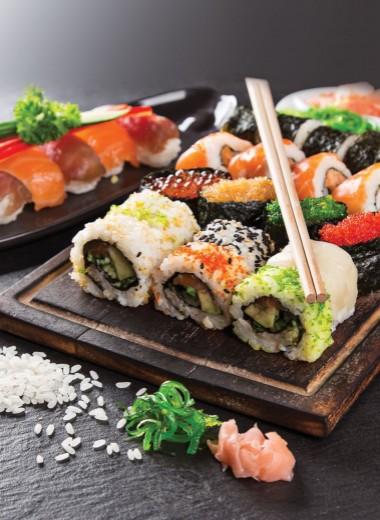 Можно ли беременной есть суши и роллы?