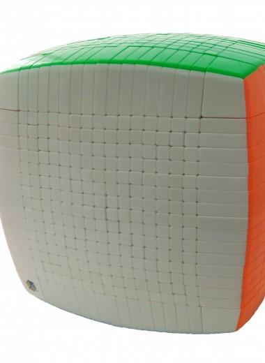 Отчаянные головоломки. Гигантские кубики