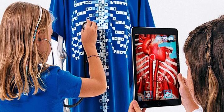 Британский AR-стартап помогает изучать анатомию человека