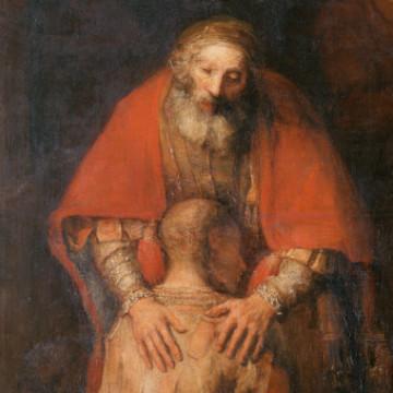 Возвращение блудного сына