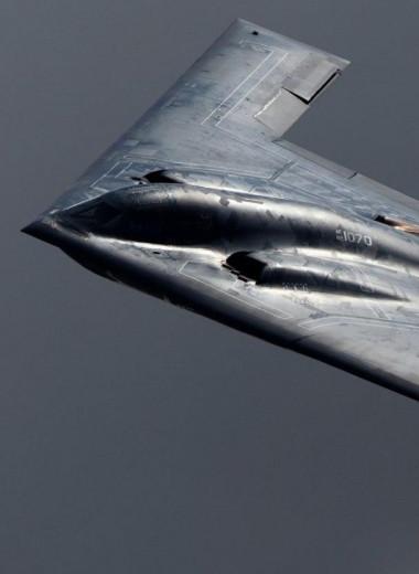Самолеты стратегического привета