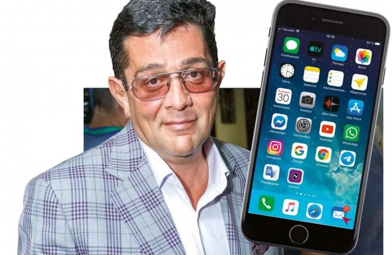 Петр Кулешов: Что в моем телефоне?