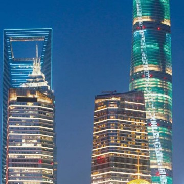 Китай: выше и выше