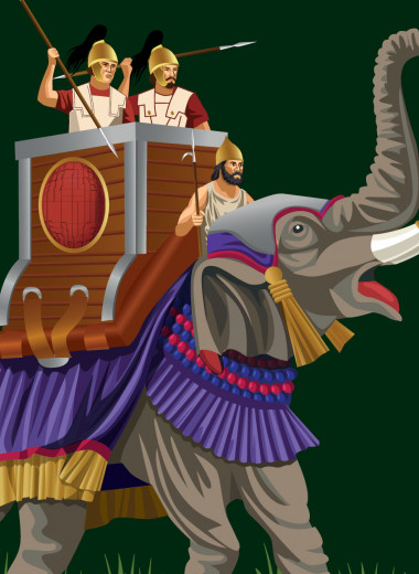 Битва при Заме: крах Ганнибала