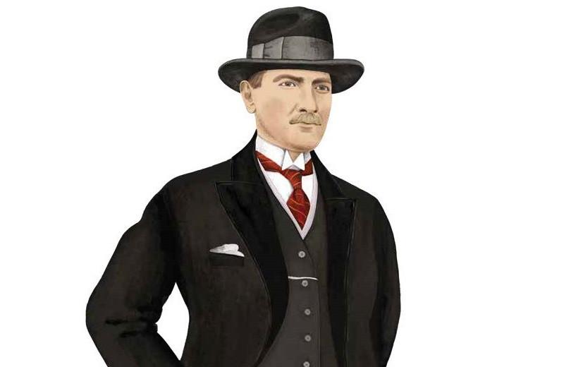 Мустафа Кемаль Ататюрк: личное дело