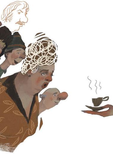 Чем пахнет эпоха? Она пахнет кофе