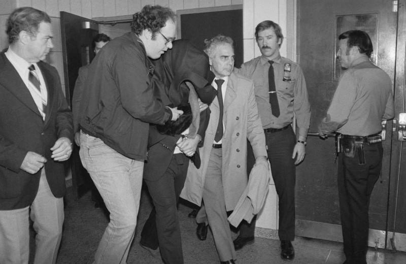 Арест Марка Чепмена