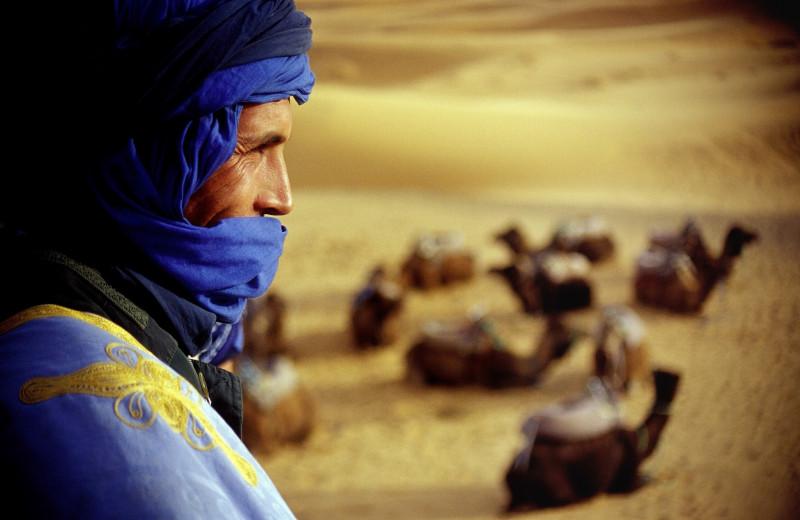 Капитан пустыни