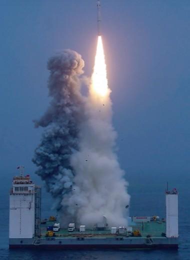 Китайский космический флот
