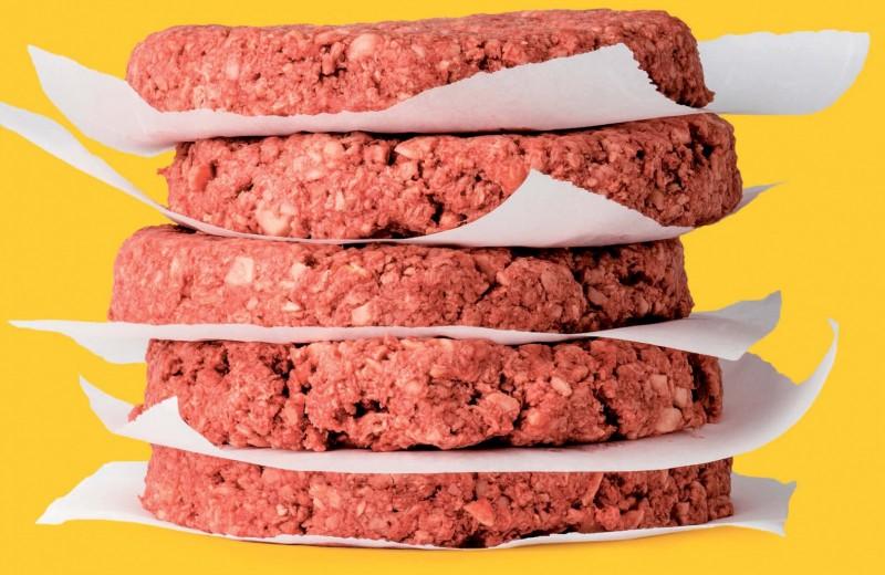 Невероятно, но... мясо