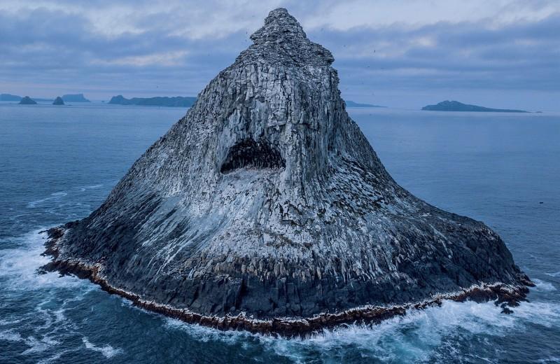 Острова Чатем. Новая Зеландия