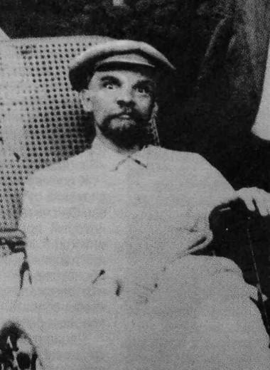 От чего умер Ленин?
