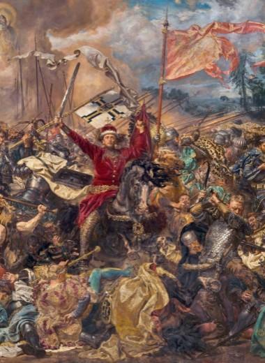 Грюнвальдские мечи польских королей