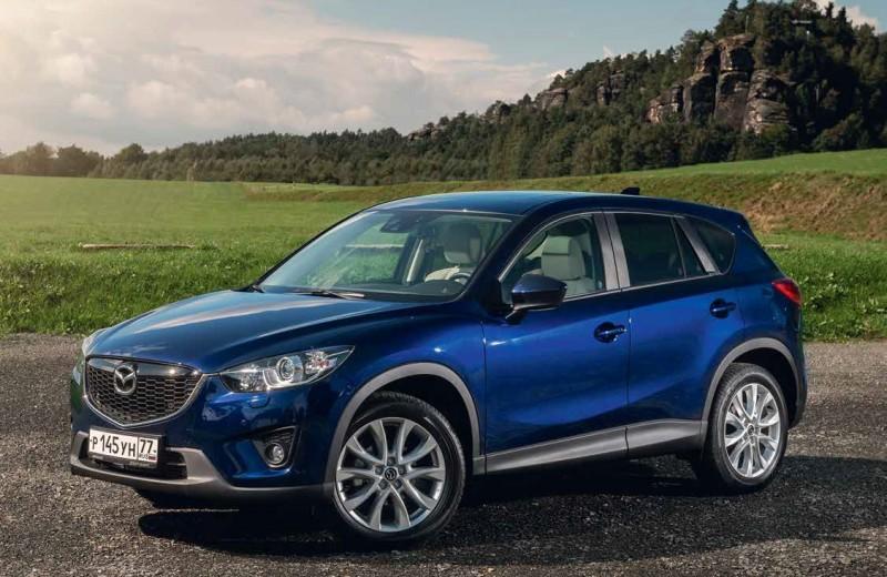 Mazda CX-5. Непредсказуемый успех