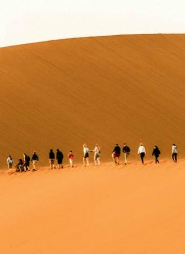 Кругосветное путешествие Алексея Камерзанова. Намибия