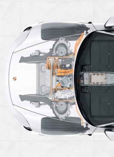 Porsche Taycan. Создание новой реальности