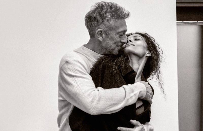 Венсан Кассель и Тина Кунаки. Еще раз про любовь