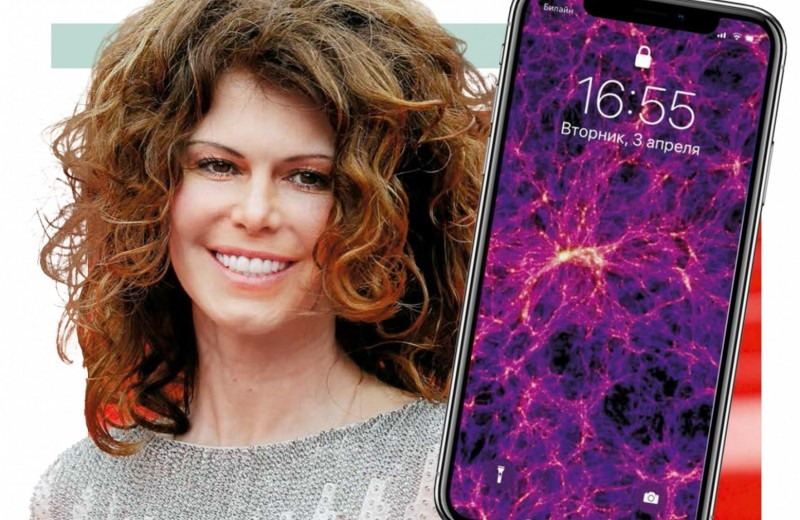 Регина Мянник: Что в моем телефоне