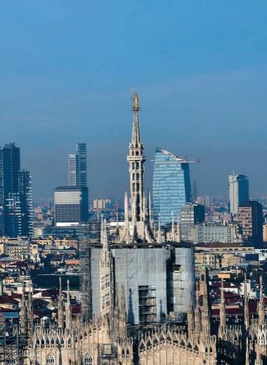 Метаморфозы Милана