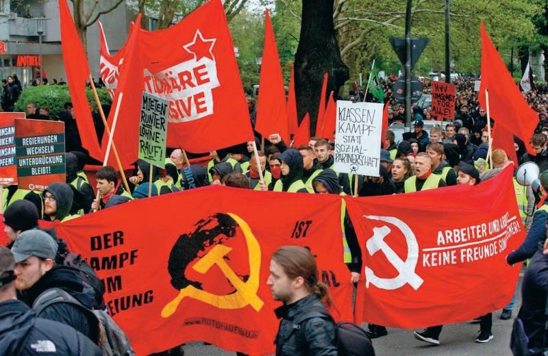 Иное все-таки дано, или феномен левого популизма в Европе