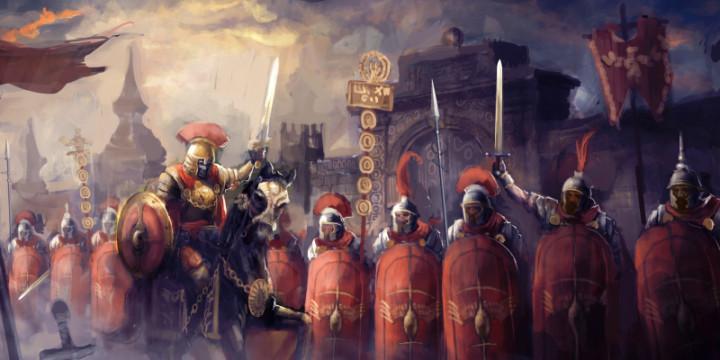 Три Марка — три заклятых врага Карфагена