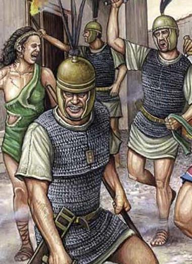 Разрушение Карфагена