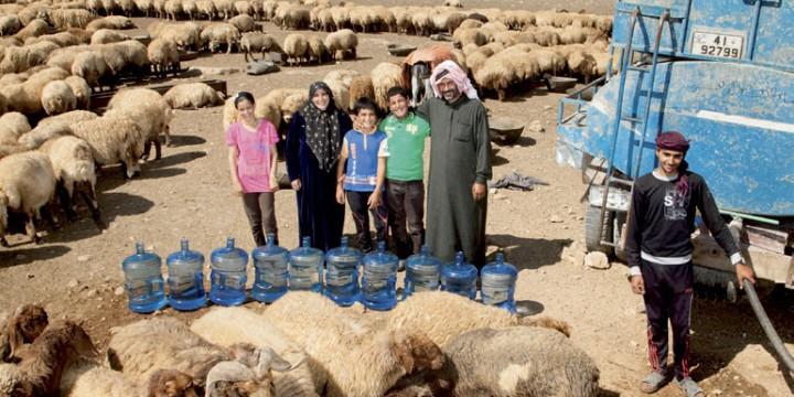 Цена воды