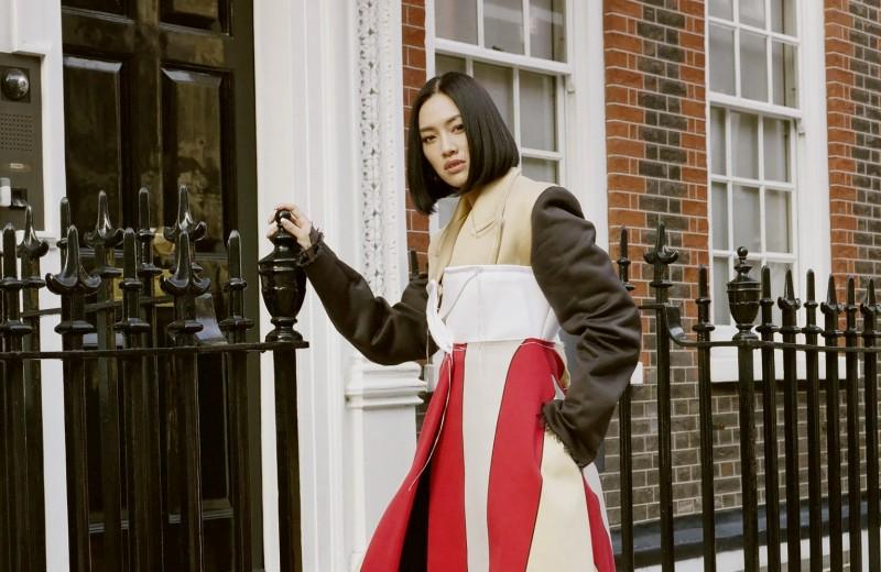 Тиффани Хсу — о fashion-командировках, перспективах дизайнеров и учебе в Сент-Мартинсе