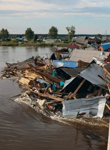 Тулун: гидрометеорология и бесы