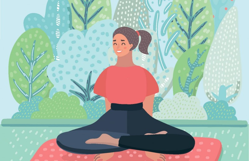 Йога для молодости