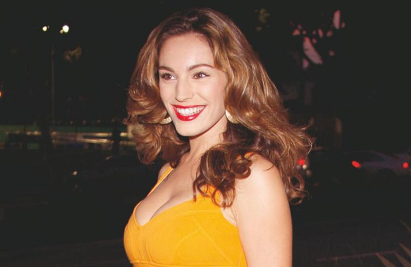Келли Брук, актриса и модель