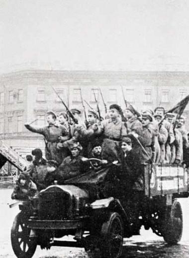 Как переворот стал революцией