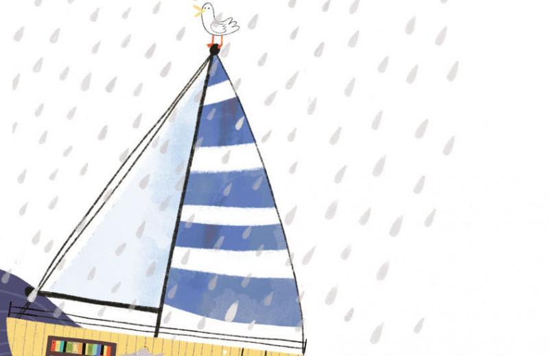 Лодка — это тоже дом