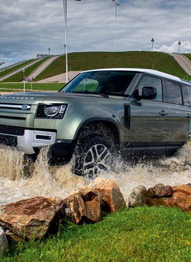 Land Rover Defender. Не время умирать