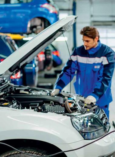 Техническое обслуживание Suzuki. Стоит ли бояться дилера?