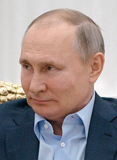 Ландшафт перед встречей Путина и Байдена