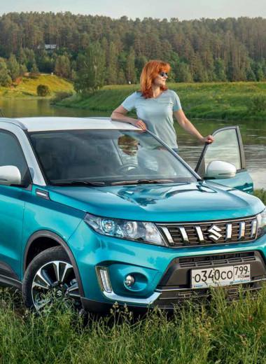 Suzuki Vitara и KIA Seltos. Миллениал против зумера