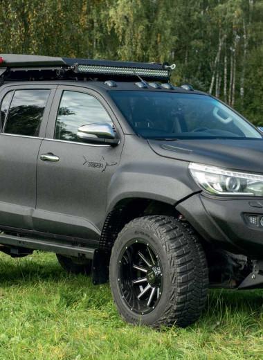 Toyota Hilux от KDT. Тюнинг-концепт «Катран»