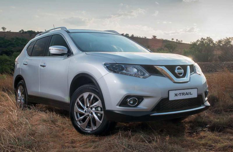 Третье поколение Nissan X-Trail