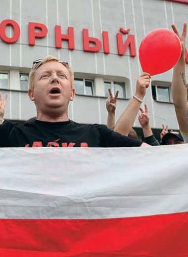 В Белоруссии просыпается глубинный народ