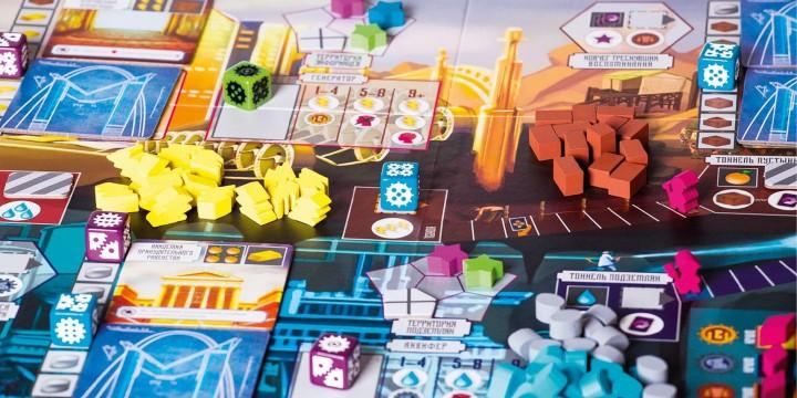 Настольные игры | Эйфория