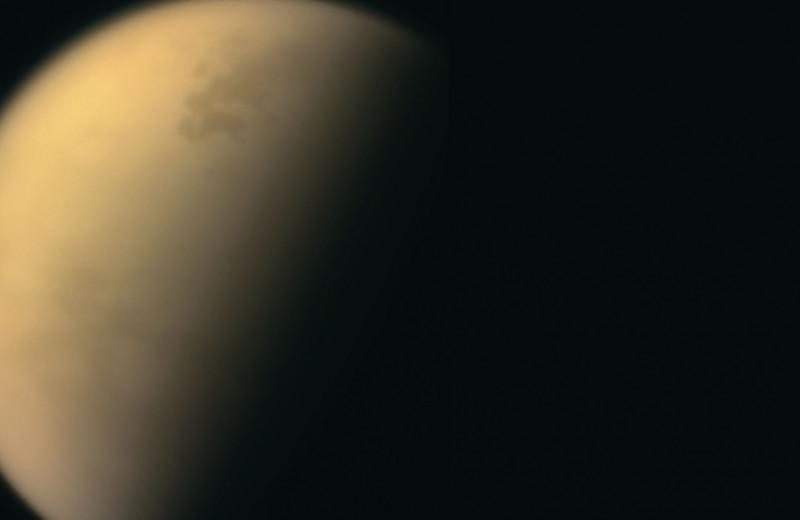 Этан, метан, азот и Титан