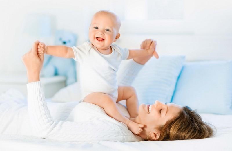 4 причины стать мамой