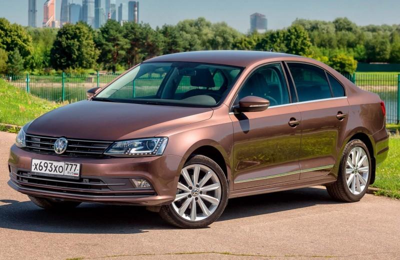 Volkswagen Jetta: знакомый подход