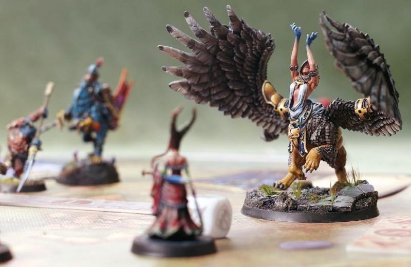 Лучшие настольные игры | Легенды Сигнума. Битва за Валлор