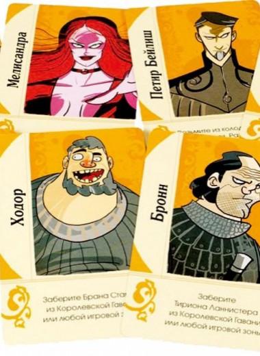 Лучшие настольные игры | Игра престолов: Десница короля