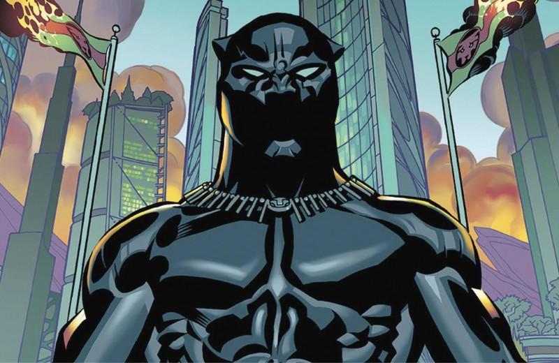Портрет героя | Первый чёрный герой